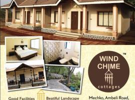 Windchime Cottages, hotel in Alibag