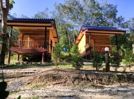 Baan Panseng Bungalow, resort in Ko Kood
