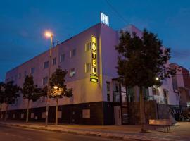 Hotel Sierra Mar, hotel en La Unión