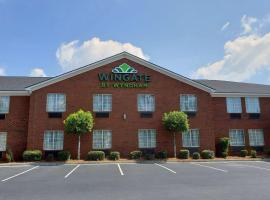Wingate by Wyndham Port Wentworth Savannah Area, hotel in Port Wentworth