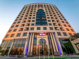 Mercure Grand Hotel Seef / All Suites, hotel i Manama