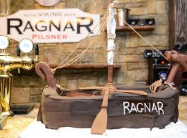 Hotel Ragnar, hotel near Tbilisi International Airport - TBS,