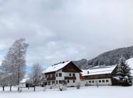 Hinkerhof, country house in Schladming