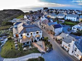 The Wootons Inn, hotel in Tintagel