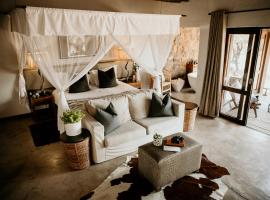Nambiti Hills Private Game Experience, lodge in Nambiti Private Game Reserve