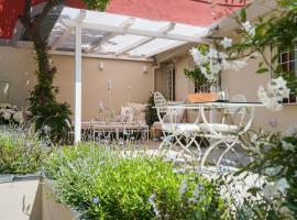 dimora manzoni, villa in Naples