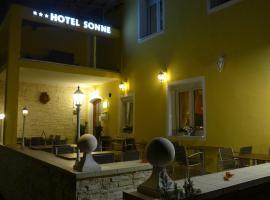 Hotel Restaurant Sonne, Hotel in der Nähe von: OberschwabenHallen Ravensburg, Weingarten