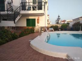 CALMA SUITES, hotel met zwembaden in Maspalomas