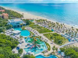 Sandos Playacar All Inclusive, resort em Playa del Carmen