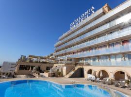 Catalonia Majórica, hotel near Palma Cathedral, Palma de Mallorca