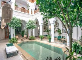Riad Palais Calipau, vacation rental in Marrakesh
