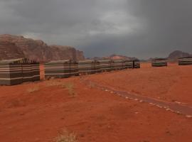 Sand and Stone Camp - Wadi Rum Desert, luxury tent in Wadi Rum