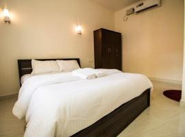 The Palolem Crown Resort, hotel in Palolem