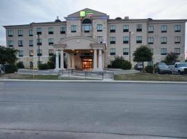 Holiday Inn Express Del Rio, an IHG Hotel, hotel in Del Rio