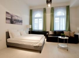 St. King 1 by Hi5 Apartments, hotel Budapesten