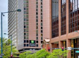 Holiday Inn Express Denver Downtown, hotel near Molly Brown House, Denver
