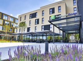 Holiday Inn Express Karlsruhe - City Park, an IHG Hotel, отель в Карлсруэ