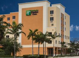 Holiday Inn Express Fort Lauderdale Airport South, hotel near Museum of Art Fort Lauderdale, Dania Beach