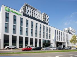 Holiday Inn Düsseldorf City – Toulouser Allee, an IHG Hotel, отель в Дюссельдорфе