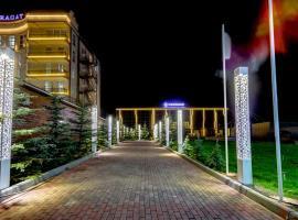 Karagat Hotel, hotel in Karakol