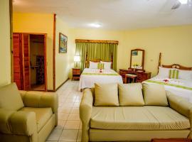 Merrils Beach Resort II, accessible hotel in Negril