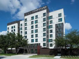 Courtyard by Marriott Houston Heights/I-10, hotel in Houston