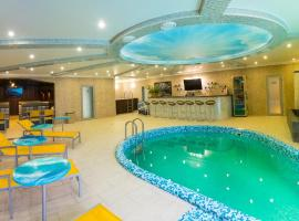 China-town hotel, hotel in Kaliningrad