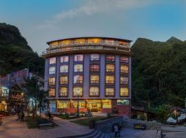 Hotel Taypikala Machupicchu, hotel en Machu Picchu