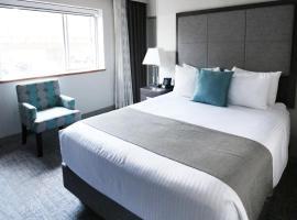ベストウエスタン プラス サンズ、バンクーバーのホテル