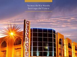 Grand City Hotel, hotel in Termas de Río Hondo