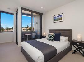 Beau Monde Apartments Newcastle - The Herald, apartment in Newcastle