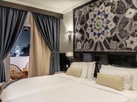 Odyssee Park hotel, hotel in Agadir