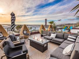 Little Italy Condos by Barsala, serviced apartment in San Diego