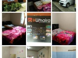 Homestay Humaira syariah dieng, hotel di Dieng