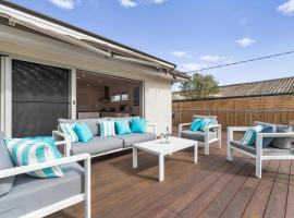 Modern, Charming and Characterful. Fully Renovated, accommodation in Mornington