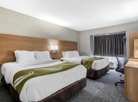 Quality Inn Downtown - near Market Square, hotel near River Walk, San Antonio