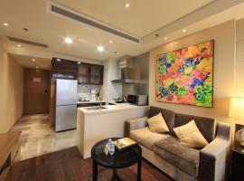 Lee Garden Service Apartment, apartment in Beijing