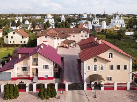 Гостиничный Комплекс Театральный , отель в Суздале
