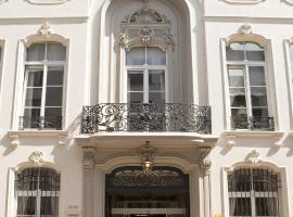 Hotel 'T Sandt, hotell i Antwerpen