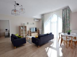 Mandarin Premium Apartments, hotel in Târgu-Mureş