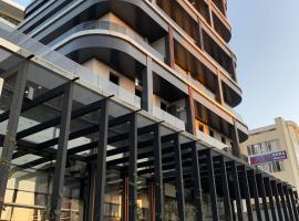 KHALL SUITES OTEL, hotel in Tokat