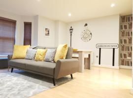 Modern Leamington City Centre Apartment, hotel in Leamington Spa