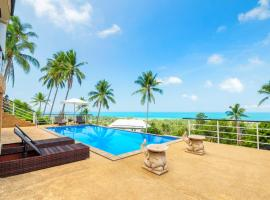 VILLA LILIA Samui - AMAZING SEAVIEW AND BEST SUNSETS!, hotel in Nathon