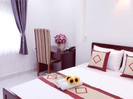 Aurora Hotel, hotel in Ho Chi Minh City