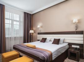 Slavyanka, hotel in Moscow