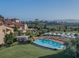 Hotel Borgo Di Cortefreda, hotell i Tavarnelle in Val di Pesa
