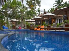 Meket Bungalows, country house in Nusa Penida