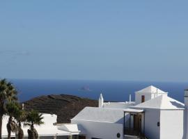 Casa Nube Blanca, hotel in Ye