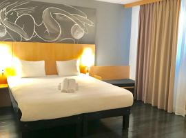 easyHotel Nice Palais des Congrès – Old Town, hotel in Nice