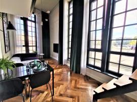 Exclusive Luxury Lofts, hotel in Tallinn